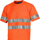 T-shirt orange ENISO 20471, dès