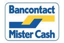 Betaling met Bancontact Mister Cash zonder transactiekosten mogelijk bij Sfeer & Smaak