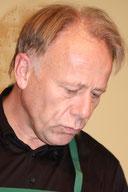 Ein konzentriert schauender  Jürgen Trittin. Foto: Helga Karl
