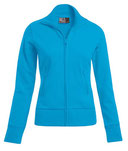 Women´s Jacket Stand-Up Collar E5295 bedrucken