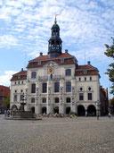barocke Ostfassade