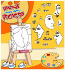 je eigen Picasso !