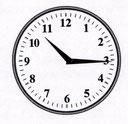 kloklezen : het uur