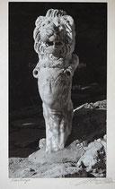 Carthago, Löwenstatue