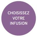 Choisissez l'infusion aux saveurs variées pour prolonger les bienfaits du massage.