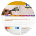 Webtexte Odenwald - Malerbetrieb Volk
