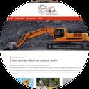Webtexte Odenwald - Baumaschinenvermietung Schütz