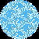 Pattern design Seigaiha