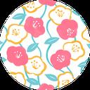Pattern design Tsubaki