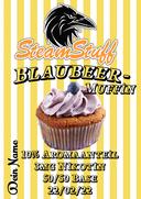 Muffinliquid, Muffinliquid, Blaubeermuffin, Blaubeeraroma, Blaubeer-Muffinliquid