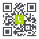 Telefon Zahnarztpraxis Dr. Alois Stiegelmayr und Dr. Gaby Halberstadt-Horn, Augsburg: Einfach scannen und anrufen!
