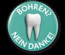 Bohren? Nein Danke! Ein Besuch beim Zahnarzt ohne Bohren. ©  DMG Chemisch-Pharmazeutische Fabrik GmbH