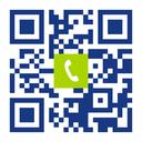 Telefon Zahnarztpraxis Dr. Christoph Berner, Schemmerhofen: Einfach scannen und anrufen!