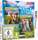 2in1: Mein Fohlen 3D + Mein Reiterhof 3D – Rivalen im Sattel