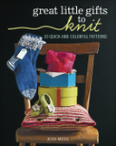 Jean Moss' Great Little Gifts to Knit
