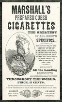 Marshall's - 1882 publicité vuitton