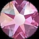Swarovski 2078 209AB Rose Aurore Boreale Hotfix