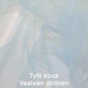 Kova Tylli Vaalean sininen