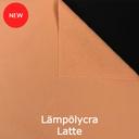 Lämpölycra 0262 Latte Libia