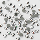 askartelustrassi lasikristalli strassi hotfix hopea hematite