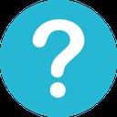 Kreis mit Fragezeichen, warum man bei eigener und individueller  Anreise in den Urlaub eine Reiseversicherung braucht