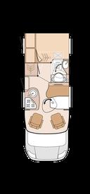 Van TI 550 MD