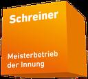 Logo Meisterbetrieb der Innung für die Schreinerei Fendt im Ostallgäu