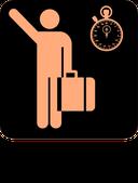 planning de préparation voyage