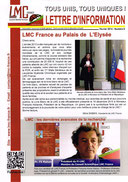 LMC France Newsletter N°6 lettre information leucemie myeloide chronique cancer sang