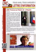 LMC France Newsletter N°6 lettre information leucemie myeloide chronique cancer sang