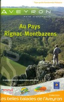 Topo de Rando sur l'ouest Aveyron