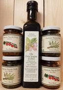 Produkte von Olio Polla