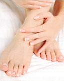 kosmetik und wellness in landshut  Hand- und Fußpflege, Enthaarung, Augenpartiepflege