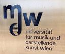 *ウィーン国立音楽大学のロゴ