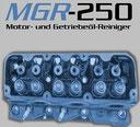 MGR-250 Öl-System-Reiniger für Motor und Getriebe von Auto, Cabrio, PW, Camper, LKW