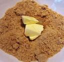 recette crumble pour pâte à choux