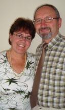 Anna &Georg  Brogsitter (Pastor)