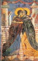 Объятия Елизаветы и Девы Марии