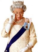SOSIE de la reine d'angleterre contact