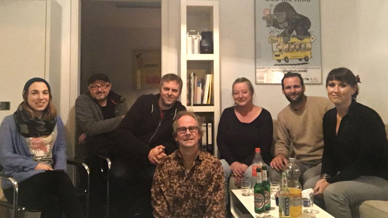 Jury Jung & Abgedreht