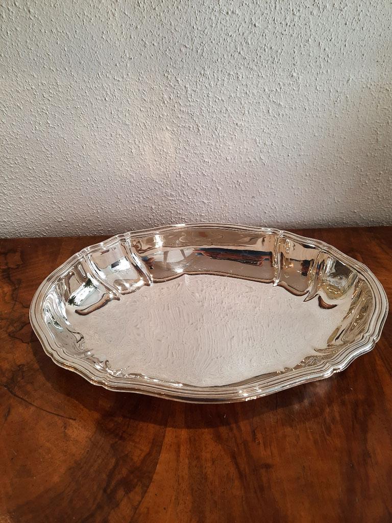 Vorlegelöffel / Klosslöffel DK, Silber