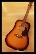 Gitarre,Instrument lernen, Akorde spielen, Lieder begleiten