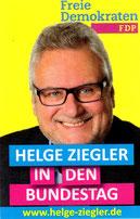 Helge Ziegler - Politiker für die FDP