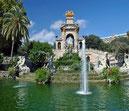 Parc Ciutadella in Barcelona