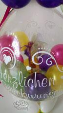 Verpackungsballon Piccolo aus Bamberg