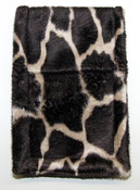Rüdenbinde Fellimitat Giraffe Inkontinenz