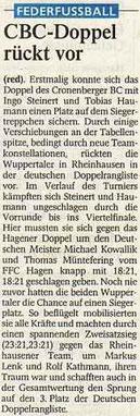 Westdeutsche Zeitung Bericht vom 16.06.2005 DRLT