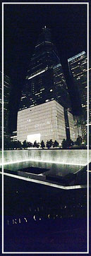 World Trade Center 9/11 Memorial New York City