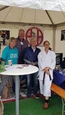 Osnabrücks Bürgermeister mit Katana!