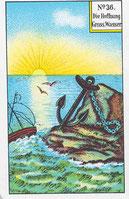 Hoffnung, Träume, Wünsche, Spiritualität, das Ausland, Süchte, etwas kommt ins Fließen
